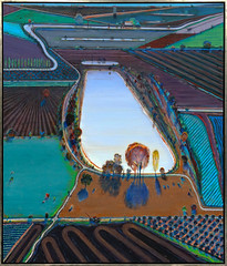 Thiebaud, Ponds and Streams
