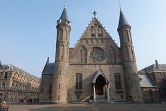 The Ridderzaal in the Binnenhof, The Hague, 13th century (2) (Prof. Mortel) Tags: netherlands thehague ridderzaal binnenhof