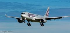 A7-AFZ Qatar Airways Cargo Airbus A330-243F (Niall McCormick) Tags: dublin airport eidw aircraft airliner dub aviation a7afz qatar airways cargo airbus a330243f freighter