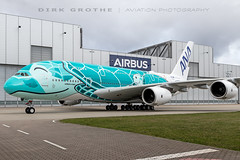 ANA_A380_JA382A_20190326_XFW-09 (Dirk Grothe | Aviation Photography) Tags: ana all nippon airways a380 ja382a flying honu rollout paintshop xfw