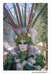Carnaval vénitien de Remiremont 2019 : 2 (C. OTTIE et J-Y KERMORVANT) Tags: portrait carnaval carnavalvénitien remiremont lorraine france vosges