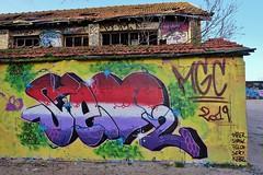 Graffiti La Rochelle, Le Gabut (thierry llansades) Tags: larochelle legabut gabut 17 aunis saintonge charentemaritime charentesmaritime charentes graf graffiti graff graffitis graffs grafs frechgraff frenchgraff spray aerosol painting painter bombing art artmoderne urbanart steetart streetart street atlantic atlantique girl girls fresque mur mural wall walls murs