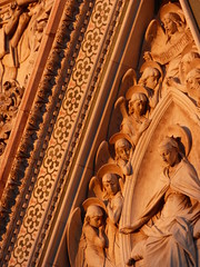 Santa Maria del Fiore (nartenimages) Tags: duomo florence firenze italy italie italia toscana tuscany toscane cathedral facade