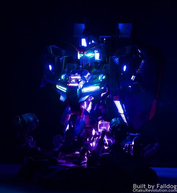 BSC Zeta Gundam Bust 17 by Judson Weinsheimer