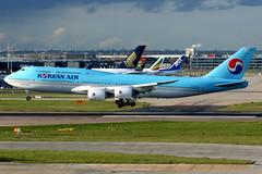 Korean Air | Boeing 747-8I | HL7638 | London Heathrow (Dennis HKG) Tags: aircraft airplane airport plane planespotting skyteam canon 7d 100400 london heathrow egll lhr korean koreanair kal ke boeing 747 7478 boeing747 boeing7478 7478i boeing7478i hl7638