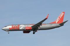 G-JZHY (LIAM J McMANUS - Manchester Airport Photostream) Tags: gjzhy jet2com channex ls exs jet2malta friendlylowfares jet2 boeing b737 b738 738 b73h 73h boeing737 boeing737800 egcc manchester man