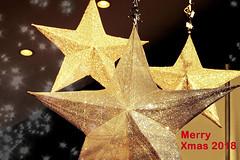 and a happy new year !!!! (maotaola) Tags: flickrfriday stars estrellas feliznavidad goldstars hss sliderssunday smileonsaturday wishuponastar gold