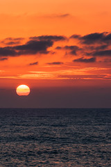 Atlantic Sunset (Javi Diaz G) Tags: lanzarote mar sea atlantico atardecer sol sun sunset canarias canaryislands