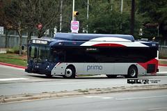 950 101 (--) PRIMO-Leon Valley (transit addict 327) Tags: viametropolitantransit bus nikon d5300 55300mmlens 2019 nabi northamericanbusindustries 40lfw generationii cng compressednaturalgas brt busrapidtransit primo stmctc medicalcentertransitcenter