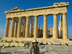 The Acropolis #10 (jimsawthat) Tags: carolyn ancient stone ruins parthenon acropolis urban athens greece