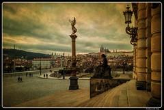 Praha_Prague_Rudolfinum_Manes bridge_Prague castle_Czechia (ferdahejl) Tags: praha prague rudolfinum manesbridge praguecastle czechia huaweip10litemate