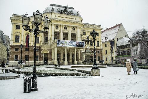 Slovak Theatre Building