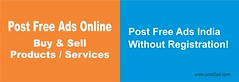 AD-1 (post2adclassified) Tags: free online classified ads sites india