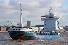 Georgios Alexios (Das Boot 160) Tags: georgiosalexios generalcargo ships sea ship river rivermersey port docks docking dock boat boats maritime mersey merseyshipping
