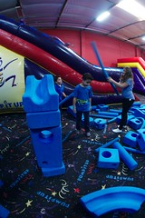 4743 Structure Sound (mliu92) Tags: belmont pumpitup birthday inflatable party nikkor 1635