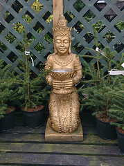 Notcutts Garden Centre - Buddha (ell brown) Tags: monkspath shirley solihull westmidlands england unitedkingdom greatbritain stratfordrd stratfordrdshirley notcutts notcuttsgardencentreandrestaurant notcuttssolihull solihullnotcuttsgardencentre mobile mobileshots sony sonyxperiaxz3 buddha bokeh