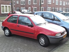 1996 Mazda 121 (harry_nl) Tags: netherlands nederland 2019 amsterdam mazda 121 pddl80 sidecode5