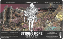 J. J. BOLLERACK'S by Caleb Freese for Strong Rope Brewery (Label_Craft) Tags: beer beers craftbeer brew suds ale hops labels craft labelcraft beerlabel design illustration type fonts burp beerme brewery strongrope strongropebrewery nycbeer nycbeerweek brownale gowanus brooklyn nyc thinknydrinkny
