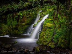 Venford Falls (#oohyeah) Tags: britain britishwaterfalls beautifulbritain olympus hoyafilters cpl neutraldensity ndfilter landscapephotography landscape longexposure dartmoor waterfalls