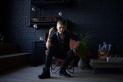 Nik (Shumilinus) Tags: 2019 50mmf18 guys nikond610 portrait saintpetersburgrussia studio tfp model studioportrait style youngmen