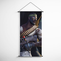 Fortnite 104 Bandolier Decorative Banner Flag for Gamers (gamewallart) Tags: background banner billboard blank business concept concrete design empty gallery marketing mock mockup poster template up wall vertical canvas white blue hanging clear display media sign commercial publicity board advertising space message wood texture textured material wallpaper abstract grunge pattern nobody panel structure surface textur print row ad interior