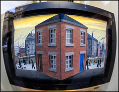 Paintings. (CWhatPhotos) Tags: cwhatphotos flickr camera photographs photograph pics pictures pic picture image images foto fotos photography artistic that have which contain photo photos olympus four thirds newcastle upon tyne wear day out em1 mzuiko 8mm f18 fisheye fish eye views view north east england painting artwork colors colours color colour bright vivid artist