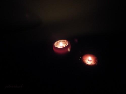 2 Candles Burning