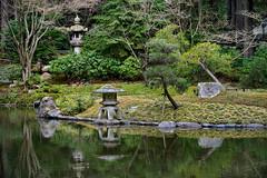 Nitobe Memorial Garden 新渡户紀念花園 (syue2k) Tags: columbia 不列顛哥倫比亞省 canada vancouver 温哥華 nitobe memorial garden 新渡户紀念花園