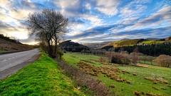 Road Beside The Dee Valley (AreKev) Tags: a5road a5 road deevalley riverdee afondyfrdwy glyndyfrdwy denbighshire sirddinbych northwales wales cymru uk aurorahdr2019 hdr aurorahdr nikond850 nikon d850 sigma1424mmf28dghsmart sigma 1424mm 1424mmf28dghsm sigmaartlens