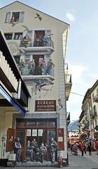 Chamonix, 2.9.18 (ritsch48) Tags: frankreich france chamonix montblanc alpinismus