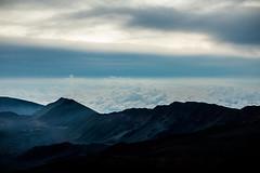 A Modern Piece of Sunrise (Thomas Hawk) Tags: america haleakala haleakalacrater haleakalānationalpark hawaii maui usa unitedstates unitedstatesofamerica sunrise volcano kula us fav10 fav25 fav50 fav100