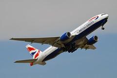 British Airways G-YMMD Boeing 777-236ER cn/30305-269 @ EGKK / LGW 28-05-2018 (Nabil Molinari Photography) Tags: british airways gymmd boeing 777236er cn30305269 egkk lgw 28052018