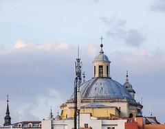 cupula exterior Real basílica de San Francisco el Grande Madrid 01 (Rafael Gomez - http://micamara.es) Tags: cupula exterior real basílica de san francisco el grande madrid