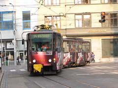 IMG_4484 (-A l e x-) Tags: bratislava slovakei tram strassenbahn tramway slovakia 2006 öpnv reise verkehr öffis