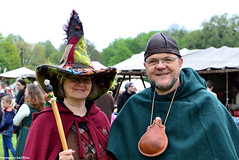 Hexe mit Anhang (Axel Khan) Tags: hexemitanhang frau hexe mittelalter kostüm historisch fasching karneval mann witchwithappendix woman witch middleages costume ancient carnival man