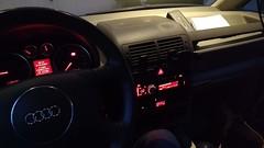 Audi A2 dash (BasFeijen) Tags: