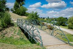 Bridge railing (HFF) (KPPG) Tags: hff geländer railing brücke bridge potsdam brandenburg germany deutschland