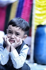 Stylish crying (islamsajidul22) Tags: baby babyphotos cutebaby babyphoto moment crying sadreaction sajid sajidphotography bangladesh americanbaby americans bd childphoto child children ceremony photo photography canon canonphotography