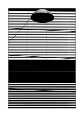 anonymes facteurs de confusion (Armin Fuchs) Tags: arminfuchs würzburg lamp lavillelaplusdangereuse blinds stripes anonymousvisitor