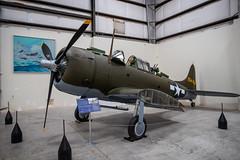 Douglas A-24B Banshee (Serendigity) Tags: a24b arizona banshee douglas pimaairspacemuseum tucson usa unitedstates aircraft aviation hangar indoors museum unitedstatesofamerica