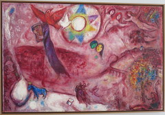 20171011 PACA Alpes-Maritimes Nice - Musée Chagall - Cantique des cantiques -015 (anhndee) Tags: paca alpesmaritimes nice painting painter peinture peintre musée museum museo musee