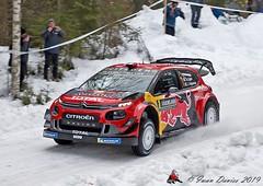 DSC_1045a (id2770) Tags: ogier citroen c3 rallysweden wrc snow rally sweden