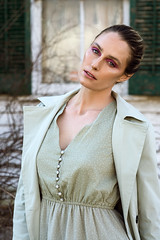 Ali (Stacey Shay) Tags: girl woman agency beauty model vintage fashion editorial spring pastel nikon staceythompsonphotopraphy portrait