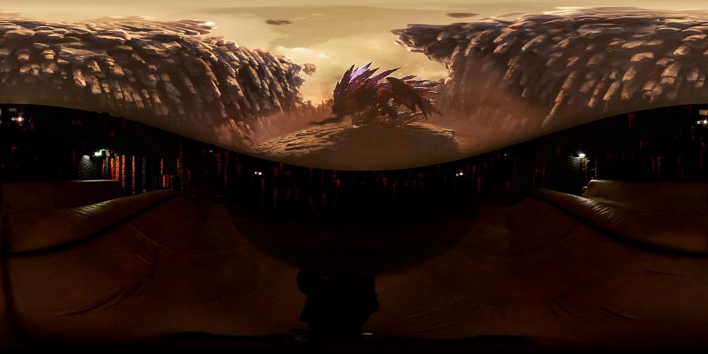 360 Garuda Dome
