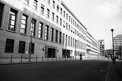 Berlin, Germany (John C. Swanson) Tags: olympusom2n ilforddelta100 zuiko28mm