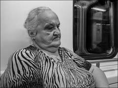 DRP160713_0201h (dmitryzhkov) Tags: phone phonephotography mobile urban city everyday public place outdoor life human social stranger documentary photojournalism candid street dmitryryzhkov moscow russia streetphotography people man mankind humanity bw blackandwhite monochrome cell