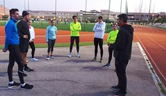 Pretemporada 2019. Resumen  entrenamientos  Team Clavería 07-13. 8
