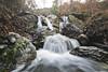 DSC_0515E (Nathan Wickstrum) Tags: lospadresnationalforest lion canyon east fork waterfall falls rain water sespe wilderness nathan wickstrum