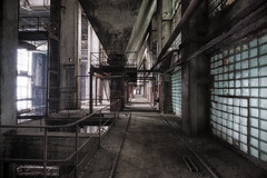 The processing plant (Mike Foo) Tags: urbex abandoned abbandono fujifilm xt2 factory industry fabbrica hdr rozklad machinery spooky haunting derelict decay opuštěný opuszczony dystopia architecture