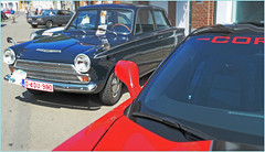 Ford Cortina, aux Rétrofolies 2018 de Spa, Belgium (claude lina) Tags: claudelina belgique belgium belgië spa rétrofolies rétrofolies2018despa voiture car oldcar vieillesvoitures ford fordcortina
